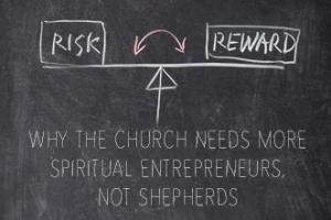 Entrepreneurs spiritual leaders