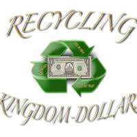 recycling kingdom dollars