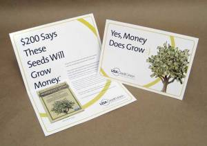 seed money usa-credit-union-seeds