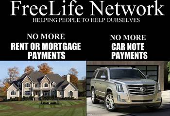 freelife network house and car