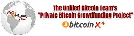 bitcoinx4 unified team