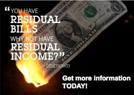 residual bills and income 2