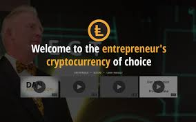 cryptocurrency entrepreneur