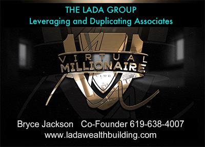 virtual millionaire the lada group