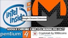 google chrome crypto tab