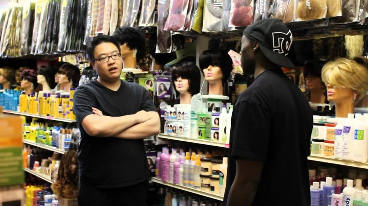 korea beauty supply in black community